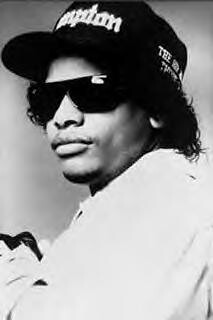 Eazy is his name and the boy's coming str8 outta Compton