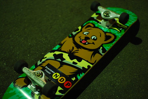 T-19 NEW DECK