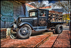 The more things change... (Bill Strong) Tags: money truck wow florida crash celebration economy kissimmee hdr specialeffects blueribbonwinner stimulus photomatix 3exp firstnationalbankofchicago topazadjust
