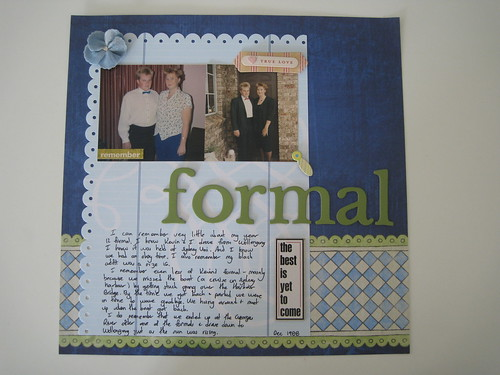layout - formal