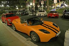 Tesla Roadster & ...