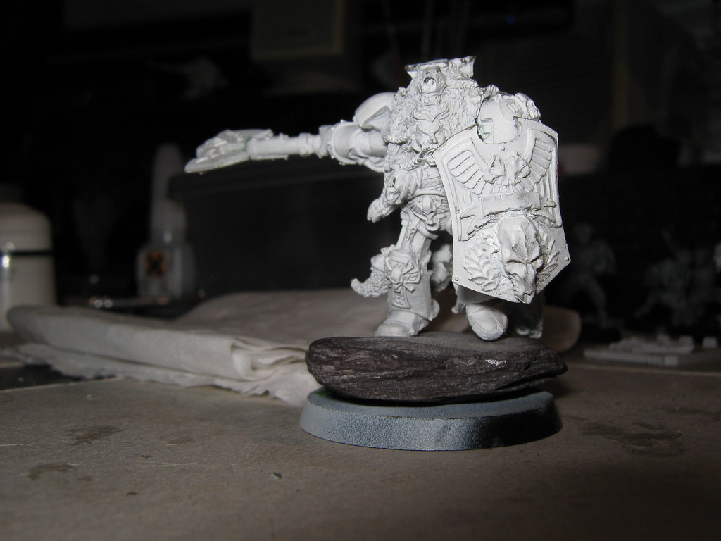 Logan Grimnar Conversion
