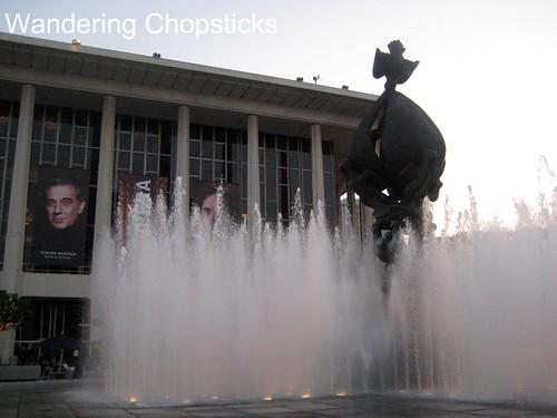 LA Opera, Dorothy Chandler Pavilion - Los Angeles 3
