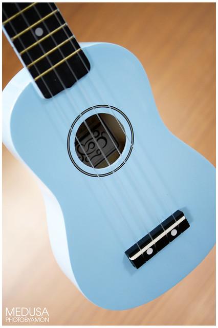 MEDUSA 烏克麗麗 夏威夷小吉他