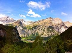 Bernese Alps (Bephep2010) Tags: mountain alps apple berg schweiz switzerland kandersteg bern alpen hdr iphone bernesealps berneralpen iphone4 prohdr