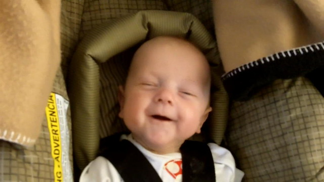 Laughing Aiden