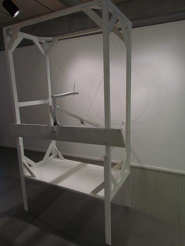 Markus Strandjord Bråten - installation