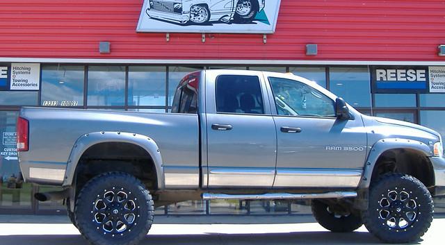 truck parts 2006 dodge custom ram 3500