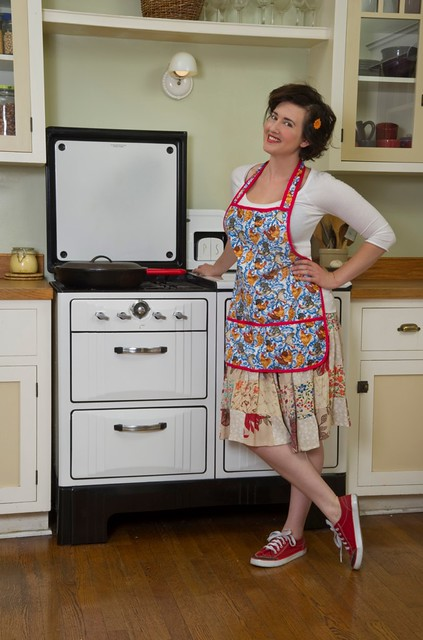 Real Food Devotee: At the Stove