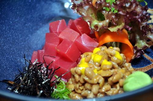 Maguro Natto