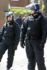 Arsenal v Tottenham (swatman67) Tags: football riot helmet police gloves met protection arsenal baton cuffs themet crowdcontrol afc tottenham littleandlarge mps padding hotspur gooners thfc bodyarmour publicorder