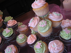 Baby Shower Cupcakes for a joint Baby Shower (cupcakesnouveau) Tags: birthday party dessert cupcakes bridalshower florida miami events gourmet cupcake custom couture babyshower favors coralgables catering specialevents partyfavors deliciouscupcakes customdesigned couturecupcakes gourmetcupcakes cupcakesnouveau cupcakesmiami customdesignedcupcakes babyshowersorganize