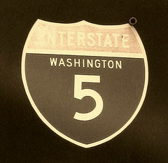 Interstate 5 Shield