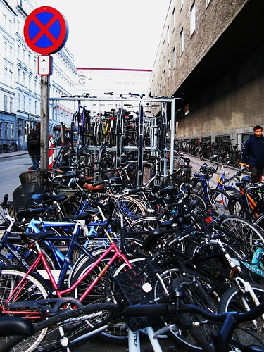Bike Racks and Wrecks