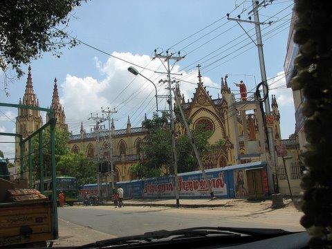 st mary's church madurai 260308