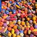 Felt beads - Marrakech