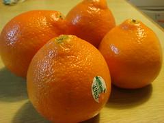 Mineola Orange