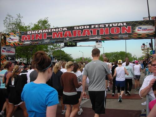 Mini Marathon 2008
