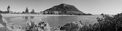 The Mount (Travis NZ) Tags: blue sky beach canon mt nz l tauranga maunganui 400d ef24105mmlis taurag