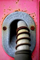 Place  nozzle on hook (stttijn) Tags: poetry philosophy posie philosophie poesa filosofie filosofa pozie