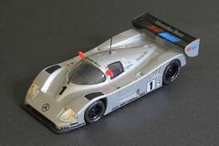 1:43 Mercedes Benz C-11 1990 (ComfortablyNumb...) Tags: cars car mercedes benz model mans le sauber lemans motorsport 143 c11 dicast