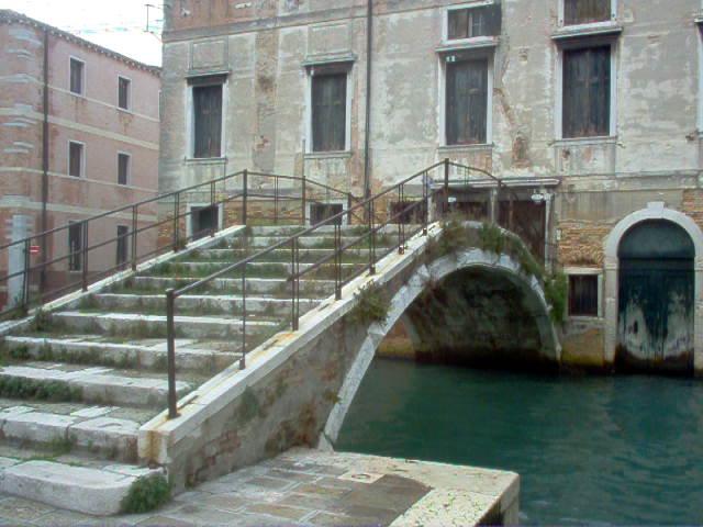 Europe 2005 Venice Bridge