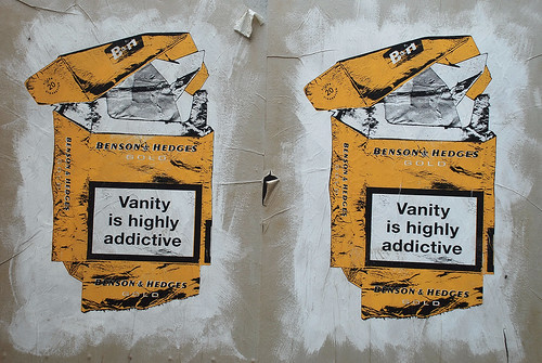 Vanity Is Highly Addictive Hearn Street EC2