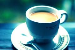 I have measured out my life with coffee spoons... (*Peanut (Lauren)) Tags: cup coffee spoon starbucks ohthenoiseitwasdarkoutsidethismorning yesmyfavetable camerasettingsalloffhadexposurecompensationalloffarginterestingeffect