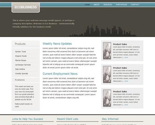website simplicity