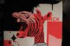 . (.parsprototo*) Tags: urban streetart black art collage painting logo graffiti design stencil nikon neon graphic drawing mixedmedia grafik canvas chrome frame spraypaint aerosol typo bielefeld inck