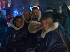 Jamie, Mike and some girls (marc_flores) Tags: vodka icebar strawberrymoon