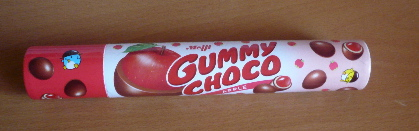Gummy Choco Apple