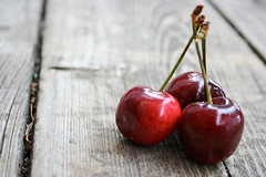 Rubies of my childhood (Gordana AM) Tags: red summer ontario canada nature fruit garden cherry rouge outdoors three early backyard cherries shiny sweet deck round getty windsor awe licensed blueribbonwinner crvena crveno studion withwords mywinners infinestyle lepiafgeo ilovemypics