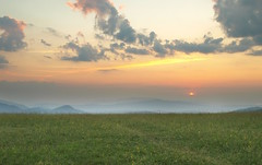 Max Patch Bald at sunset (fmerenda) Tags: sunset asheville dri