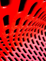 red slotz #1 (Harry Halibut) Tags: red abstract station pattern seat platform wakefield slots allrightsreserved kirkgate linescurves rotrossorougerood obliquementeobliquemind red080602036 redsheff andrewpettigrew