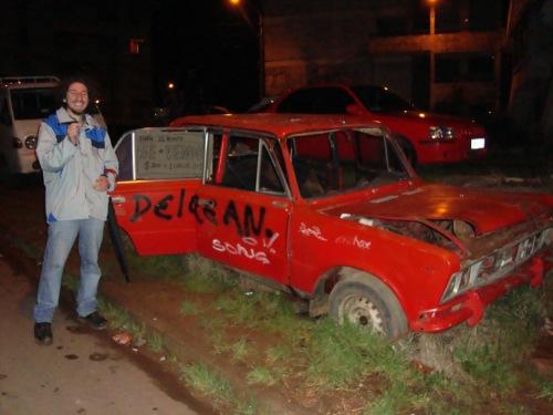 Auto comprado en Lota