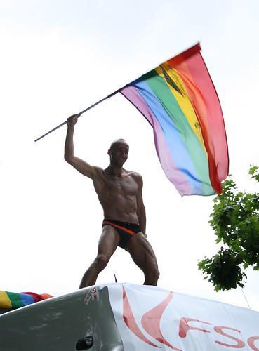 Gay, pride