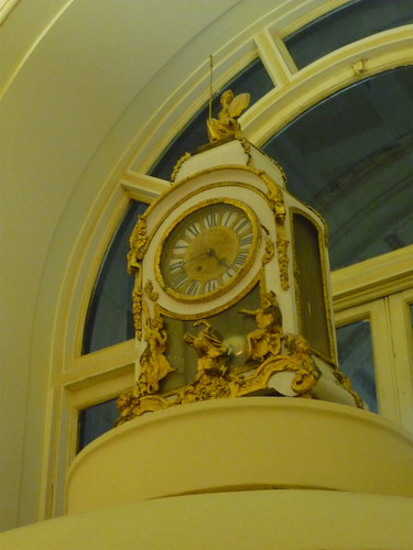 Clock, The Plaza, New York City
