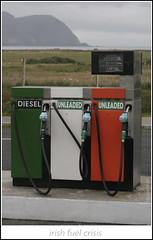 Irish fuel crisis