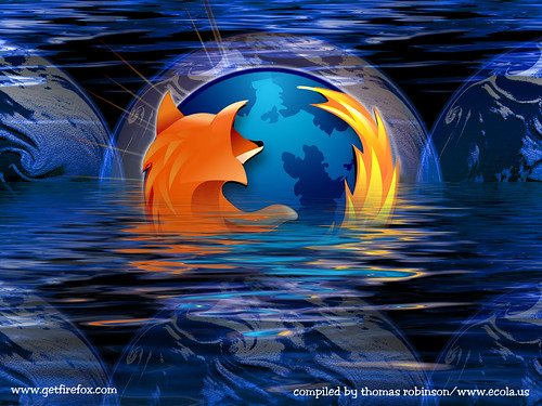 Firefox Wallpaper 27