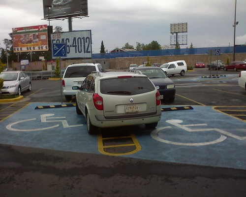 Dumb parking