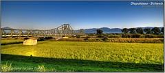 Bridge (Lars Tinner) Tags: bridge geotagged schweiz switzerland suisse ostschweiz sg rheintal brcke fluss rhein diepoldsau schwei wwwtinnersg httpwwwtinnersg tinnersg 074kmtodiepoldsauinswitzerland geo:lon=9643157 geo:lat=47382842