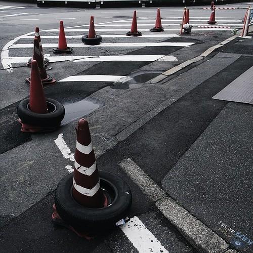 road cones #1