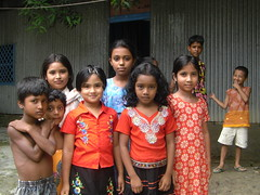 Grameen (Village) Kids