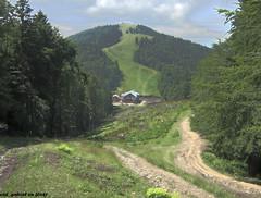 Cabana Garbova, Predeal - hdr