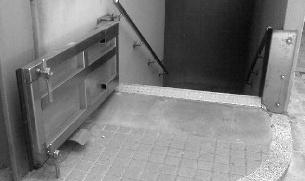 防水閘門 1