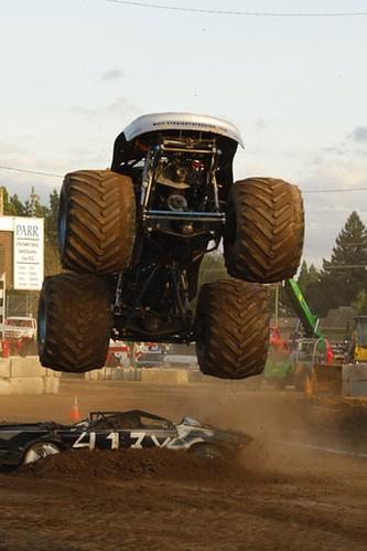 Monster Trucks in Hillsboro