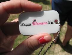 Rogue Women's Tri Medal