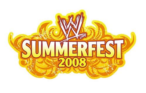 WWE Summerfest 08 graphic