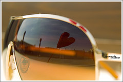.The.Sky.Screamed.For.Fate. (MiracleGirl) Tags: sky macro reflection beauty sunglasses is focus heaven place heart earth sigma miraclegirl galb sd14
